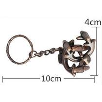 Desafio De Metal (564) Quebra-cabeça Steel Puzzle Horns