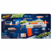 Lançador Dardos Nerf N-strike Modulus Ecs-10 Hasbro - B1539