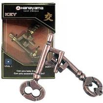 Desafio De Metal (581) Quebra-cabeça Steel Puzzle Hanayama