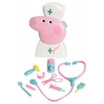 Presente Criança Maleta De Médico Infantil Peppa Pig