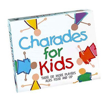 Charades - For Kids Drawing Adivinhar Jogo Actividade De Apr