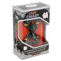 Desafio De Metal (585) Quebra-cabeça Stell Puzzle Cast Chain