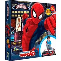 Quebra Cabeça Grandão Homem Aranha 120 Peças - Toyster
