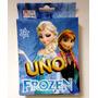 Frozen Jogo De Cartas Uno Diversão Menor Preço