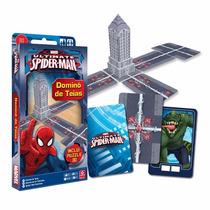 Jogo Homem-aranha - Dominó De Teias