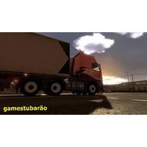 Jogo De Caminhão Mapa Brasil Euro Truck Simulator 2 Pc
