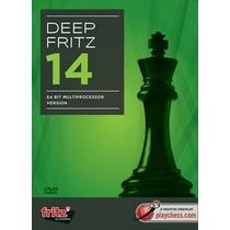 Deep Fritz 14 - Mais Komodo 8 E Rybka 4! Menu Em Portugues
