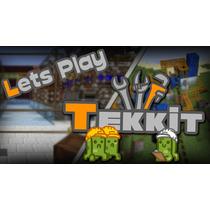Minecraft + Mods Tekkit + Brinde - O Único Do Mercado Livre.