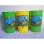 Copo De Plastico Gigante Para Comer Pipoca -mickey E Pateta