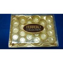 Ferrero Collection Emb Alagem Vazia Coleção R$ 7,90