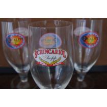 Copo Taça Cristal Antigo Para Cerveja Skoll