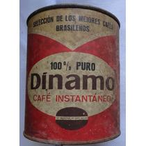 Lata Antiga Café Dínamo - Solúvel - A60