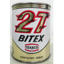 Lata De Óleo Antiga Bitex 2t Texaco 500ml