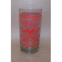 Copo Antigo De Coleção Coca-cola Estilo Fantasia