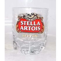 Copo Stella Artois Shot Glass Para Tomar Giniebra