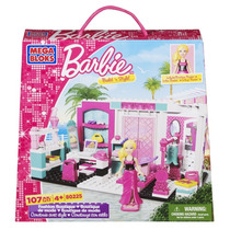 Mega Bloks Barbie - Fashion Boutique - 80225