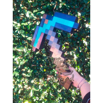 Picareta De Diamante Minecraft Foam