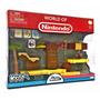 Super Mario Bros U - Micro Land - Layer Cake Desert - Novo!!