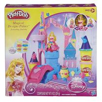 Play Doh - Disney Castelo Magico Princesas Aurora - Hasbro