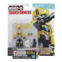 B0947 Kre-o Transformes P/ Personalizar - Bumblebee