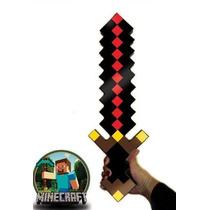 Espada Big Bertha Minecraft Original - Dia Das Crianças
