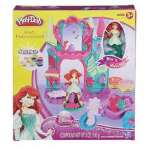 Massinha Play Doh - Disney Castelo Magico Ariel - Hasbro