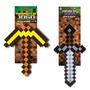 Espada Picareta Machado Minecraft Pronta Entrega Original