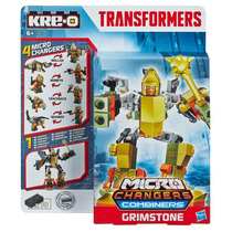 Kre-o Transformers Micro Changers Combiners - Hasbro