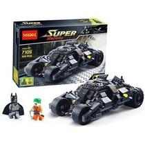 Super Heroes Batman Tumbler Compativel Com Lego Mod. 7105