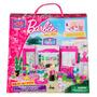 Mega Bloks Barbie 98pcs - Build Style - Pet Shop