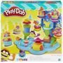 Conjunto Massinha Play-doh Roda Gigante Cupcake Hasbro