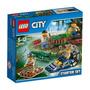 Lego City Iniciação Da Policia No Pantano 60066