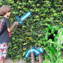 Kit Espada + Picareta + Pá + Revólver Arma Minecraft