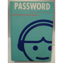 Password - English Dictionary For Speakers Of Portuguese