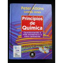 Princípios De Química - Peter Atkins / Loretta Jones - Cdrom