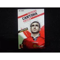 Livro Il Calcio Eric Cantona- Raggio X-di Luigi Garlando