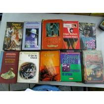Lote Com 30 Livros Literatura Internacional Classicos