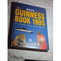 Novo Guinness Book 1995 / O Livro Dos Recordes (sebo Amigo)