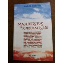 Livro Manifesto Do Surrealismo André Breton