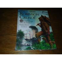 Robinson Crusoé - Ilustrações De Jolek Heller Livro
