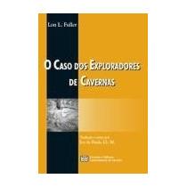 Livro Ocaso Dos Exploradores De Cavernas