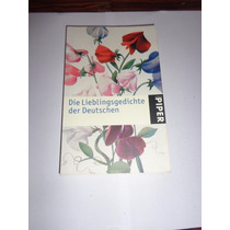 Livro Die Lieblingsgedichte Der Deutschen