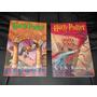 2 Livros Harry Potter - Pedra Filosofal / Câmara Secreta