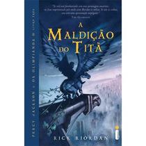 A Maldição Do Titã - Coleção Percy Jackson E Os Olimpianos