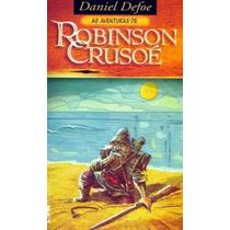 Aventuras De Robinson Crusoe, As - Edição De Bolso
