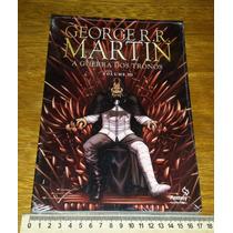 Guerra Dos Tronos Hq Volume 3 Game Of Thrones Graphic Novel