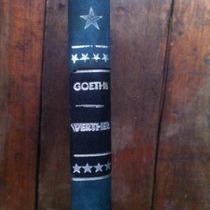 Livro Werther Goethe