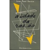 Livro:a Idade Da Razão Jean-paul Sartre Frete Gratis