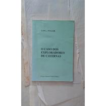 Livro O Caso Dos Exploradores De Cavernas (1-b)