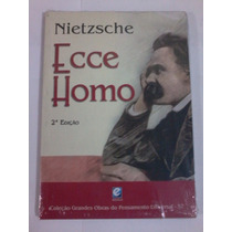 Livro Ecce Homo - Friedrich Nietzsche